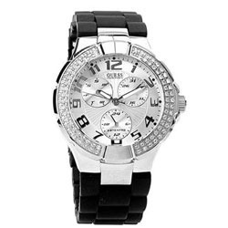 Relógio Guess Feminino G10582l Original Com Nf