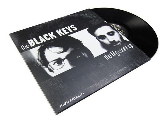 Lp Vinil Black Keys The Big Come Up Novo Lacrado Original