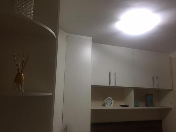 Apartamento Com 2 Dormitórios Para Alugar, 49 M² Por R$ 1.100/mês - Vila Rio De Janeiro - Guarulhos/sp - Cód. Ap6974 - Ap6974