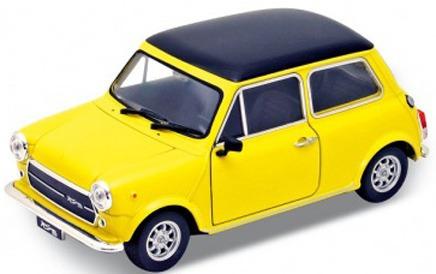 Mini Cooper 1300 Auto 1:24 Welly Lionels 2496