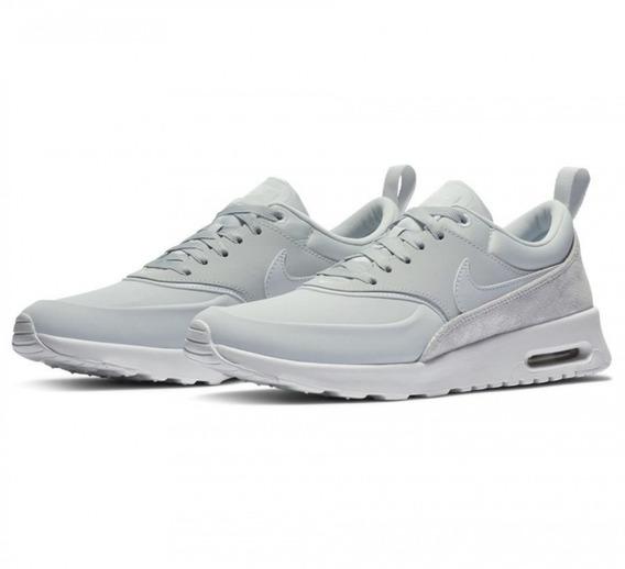 Tenis Nike Air Max Thea Prm Piel Casual Moda Lifestyle Tavas
