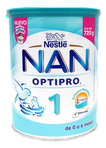 Nan 1 Optipro Formula Infantil De 720 Gr
