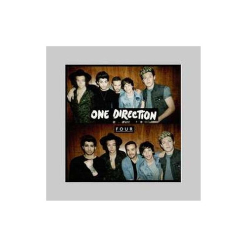 One Direction Four Version Standard Cd Nuevo