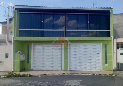 Sobrado Residencial À Venda, Jardim Márcia, Suzano. - So0316