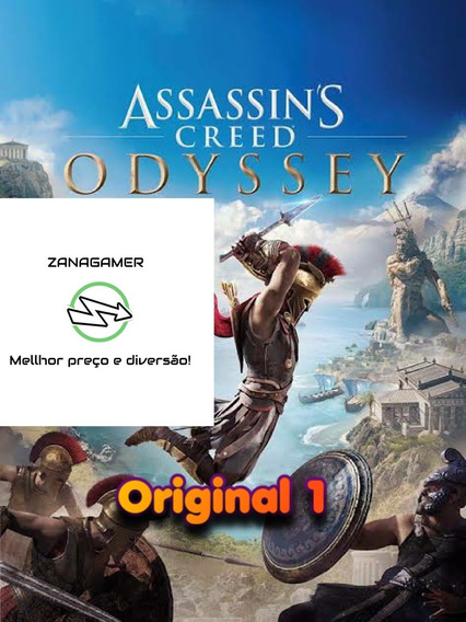 Assassins Creed Odyssey Ps4 Digital