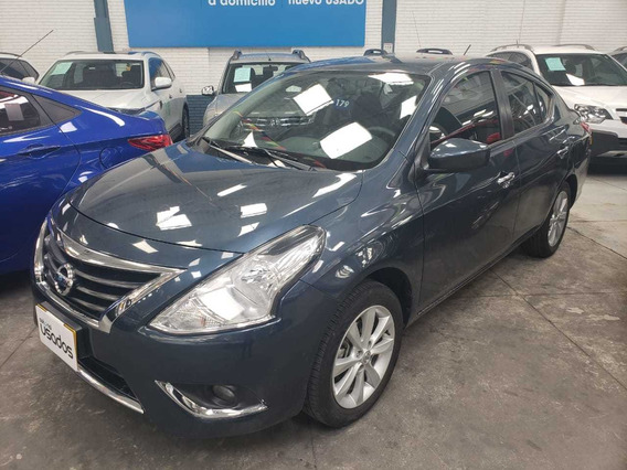 Nissan Versa Advance 1.6 2017 Jfl301