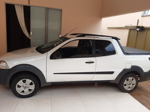 Fiat Strada 2015 1.4 Working Cab. Dupla Flex 3p