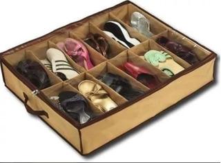 2 Organizadores De Zapatos (24 Pares) 2 Al Precio De 1 Envio