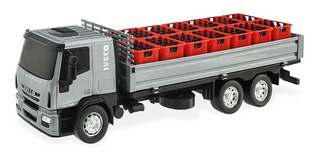 Caminhao Bebidas Iveco Tactor Carga Seca Delivery Usual Brin