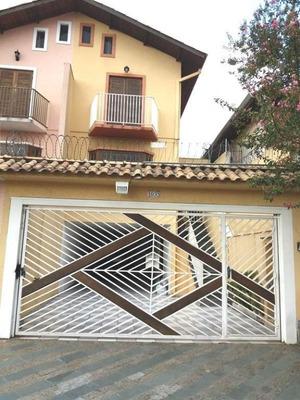 Sobrado Residencial À Venda, Butantã, São Paulo. - So0869