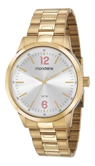 Relógio Mondaine Masculino 83422gpmvde2