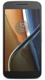 Celular Motorola Moto G4 Dtv Preto Usado Seminovo Excelente