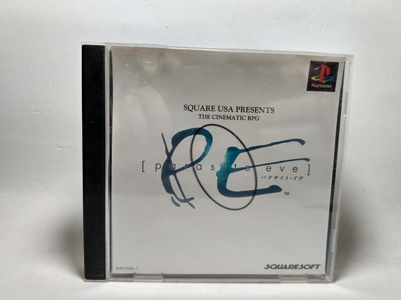 Parasite Eve 1 Original Japones - Ps1 - Playstation One