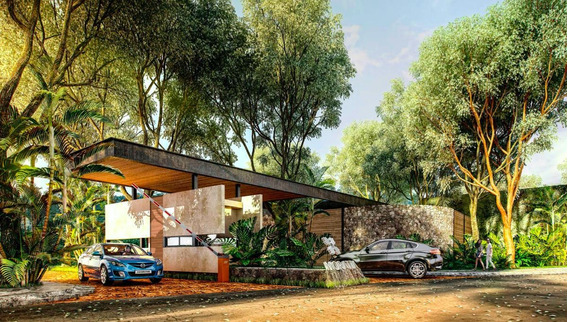 Casa En Venta, Privada Dzitya ¡preventa! Mod. Palia Plus