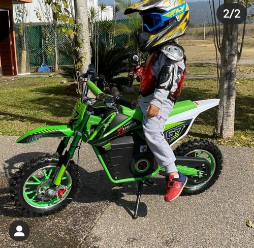 Mini Moto Electrica Sunra 500w