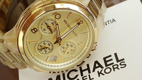 Relógio Michael Kors Original Mk-5139