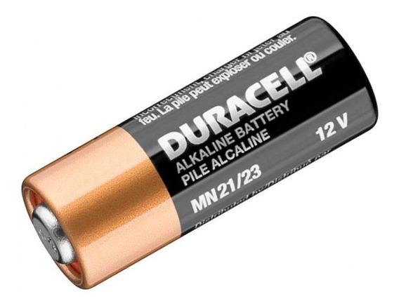 Pilha 12v Duracell Mn21/a23 Alarme E Controle De Portão