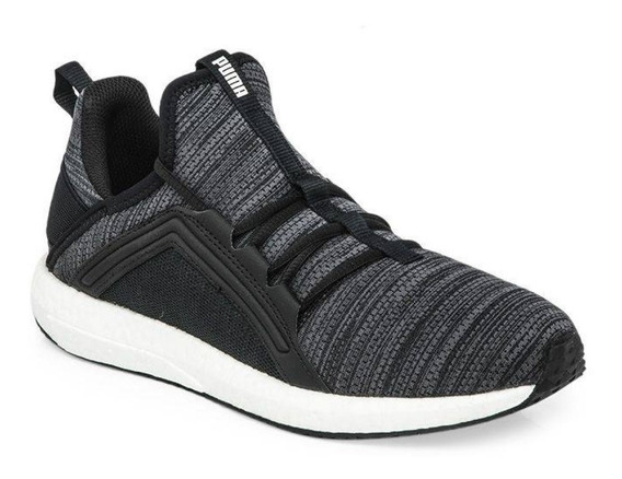 Zapatilla Puma Mega Nrgy Heather Knit 191653 05 Dama Running