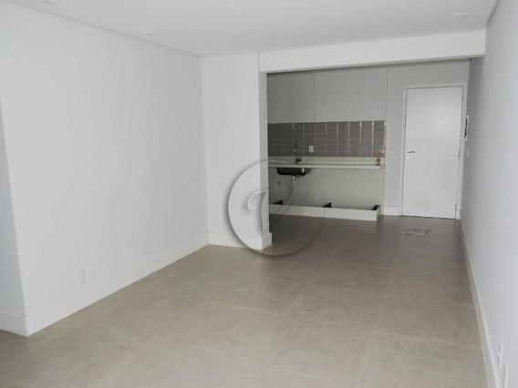 Apartamento Com 3 Dormitórios À Venda, 90 M² Por R$ 665.000,00 - Vila Assunção - Santo André/sp - Ap9670