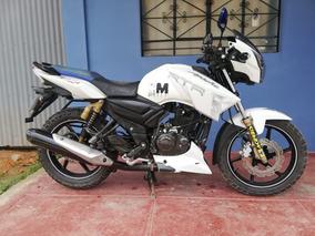Tvs Apache Rr 180 No Pulsar Dominar Ktm Yamaha Honda Susuki