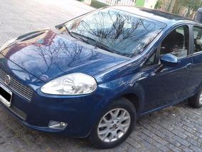 Fiat Punto Elx 1.4 Top - Impecable Primera Mano