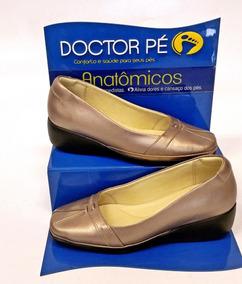 Sapato Feminino Social Doctor Pé 980005