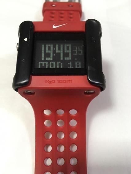 Relógio Nike Cage - Raridade - Importado Dos Eua - Wc-0071
