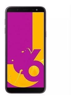 Celular Samsung Galaxy J6 2018 J600g 3gb 32gb Rom Purple