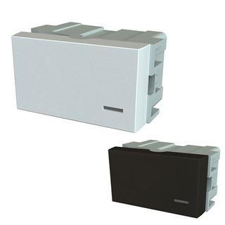 Modulo Combinacion Jeluz Interruptor Platinum