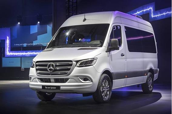 Mercedes Sprinter 2020 21 Lugares Apenas 172.000,00 Ate 110x