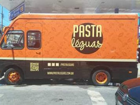 Food Truck P Massas Muuuuuito Completo Todo Em Inox