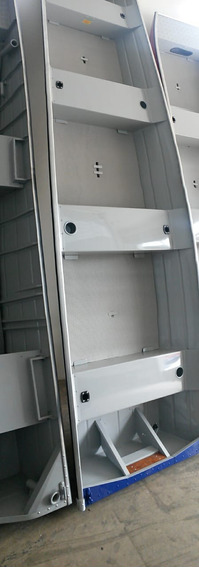 Barco Alumínio 5 Metros Smart 500