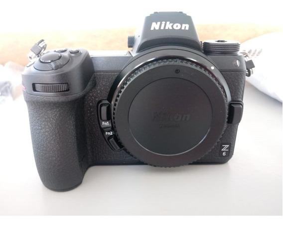 Câmera Nikon Corpo Z6