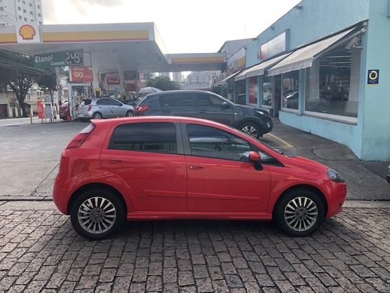 Fiat Punto Sporting 2009- Completo( 6 Airbag)