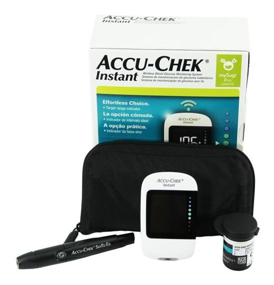 Glucómetro Digital En Kit Accu-chek Instant