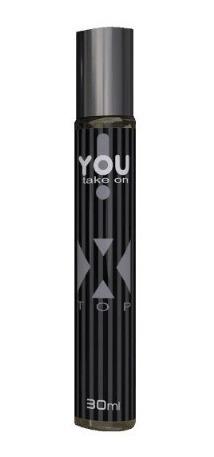 Perfume Top X (black Xs Paco Rabanne) Masculino 30 Ml