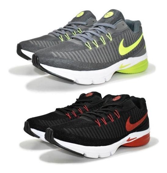 Tênis Nike Air Presto Unisex Caminhada Promoção Kit 2 Pares