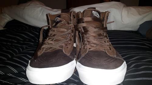 Zapatillas Vans Originales Línea Premium
