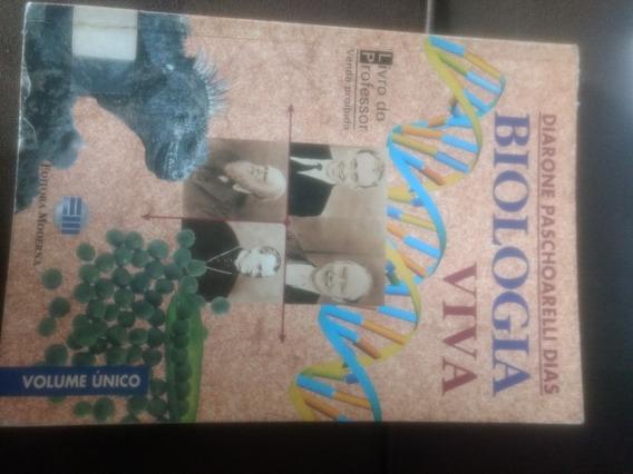 Livro Biologia Viva- Volume Unico - Livro Do Professor