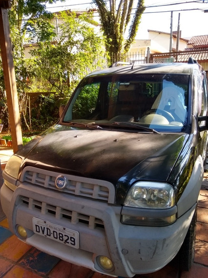 Fiat Doblo 1.8 Adventure Try On Flex 5p 2007