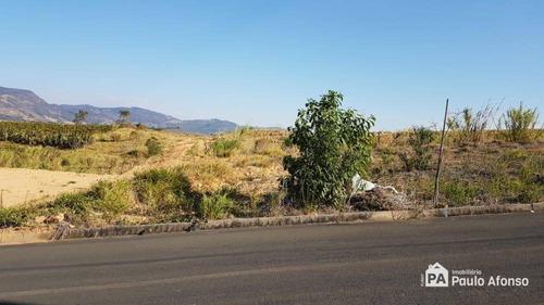 Terreno À Venda, 200 M² Por R$ 70.000,00 - Centro - Andradas/mg - Te0199