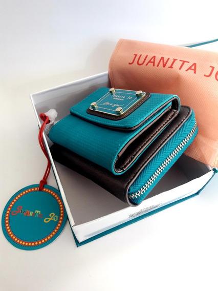 Billetera Cartera Juanita Jo Pocket