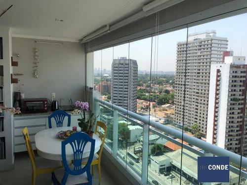 Apartamento  À Venda No Stark Design Alto Da Boa Vista, 2 Dormitórios - 62029661