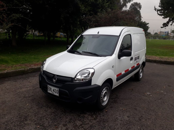 Renault Kangoo Cargo Full Equipo 2018