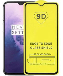 Película De Vidro Oneplus 7 Tela 6.41 Full Glue 9d