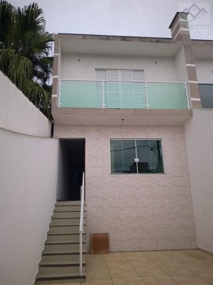Sobrado À Venda, 180 M² Por R$ 580.000,00 - Vila Lavínia - Mogi Das Cruzes/sp - So0021