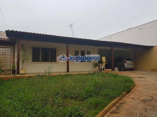 Casa À Venda, 170 M² Por R$ 675.000,00 - Califórnia - Londrina/pr - Ca0200