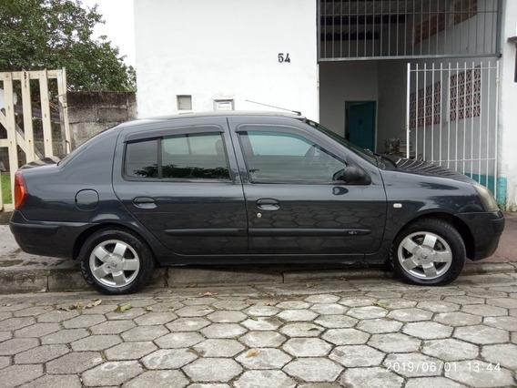Renault Clio Sedan 1.6 16v Privilège 4p 2003