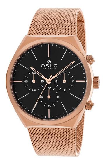 Relógio Oslo Masculino - Omrsscvd0001.p1rx