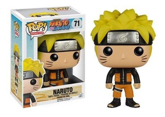 Naruto Funko Pop Naruto Shipudden